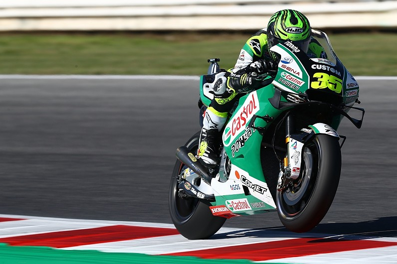 """Absolutely nowhere"" Crutchlow facing MotoGP qualifying woe at Misano"