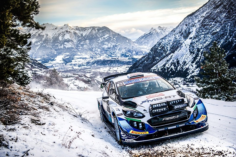 M-Sport Ford targeting 2022 WRC rules shake-up chance
