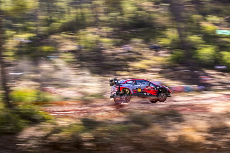 WRC Rally Turkey: Loeb leads early stages from Neuville - Motor Informed