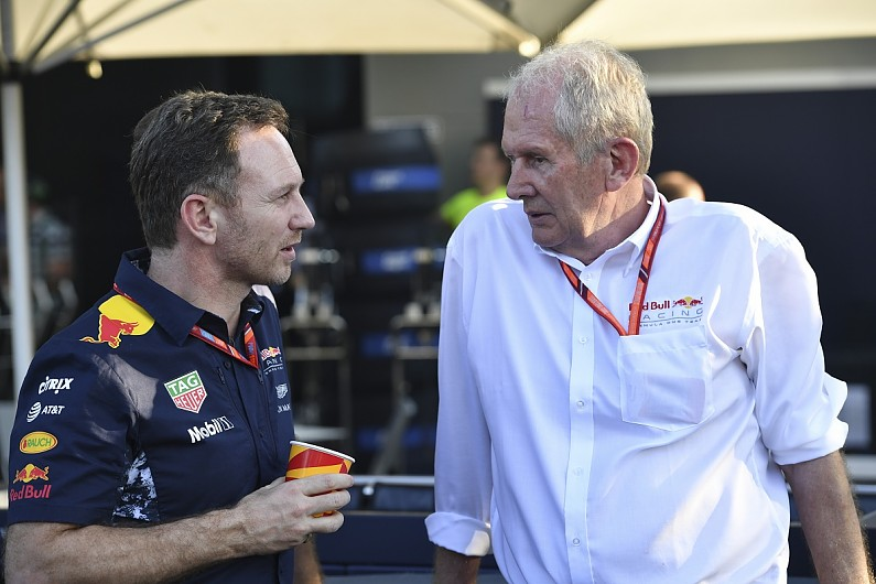F1 risks losing Red Bull after 2020 depending on engine rules