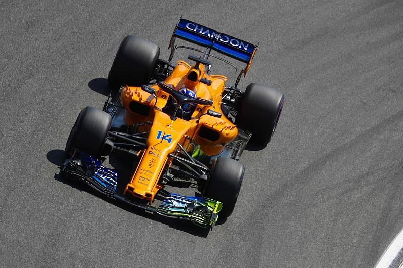 Fernando Alonso 70 Of Mclaren S Work For 2019 Car Developments F1 Autosport