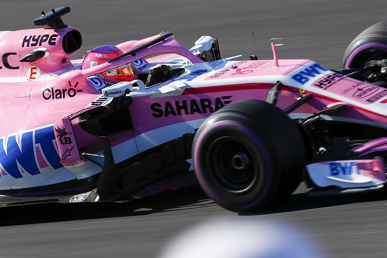 Force India F1 Driver Ocon I Must Prove Myself To Mercedes In 2018