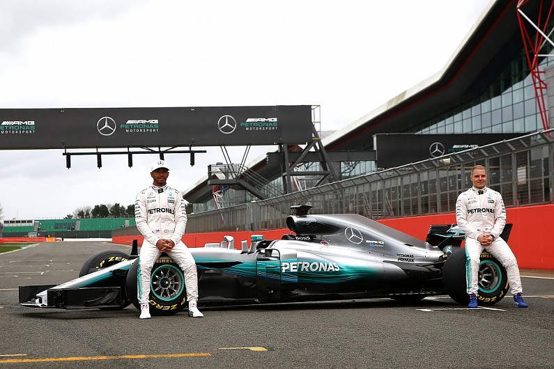 Mercedes To Launch 2018 Formula 1 Car On Same Day As