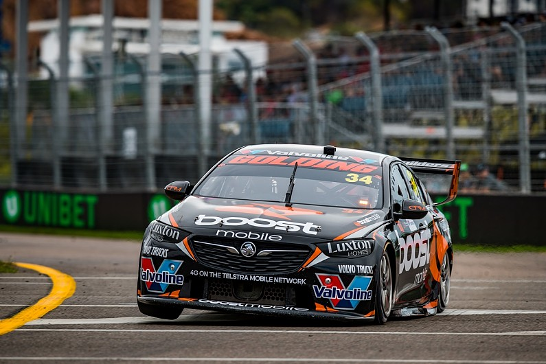 New Holden for 2018 made departing Supercars squad GRM change focus