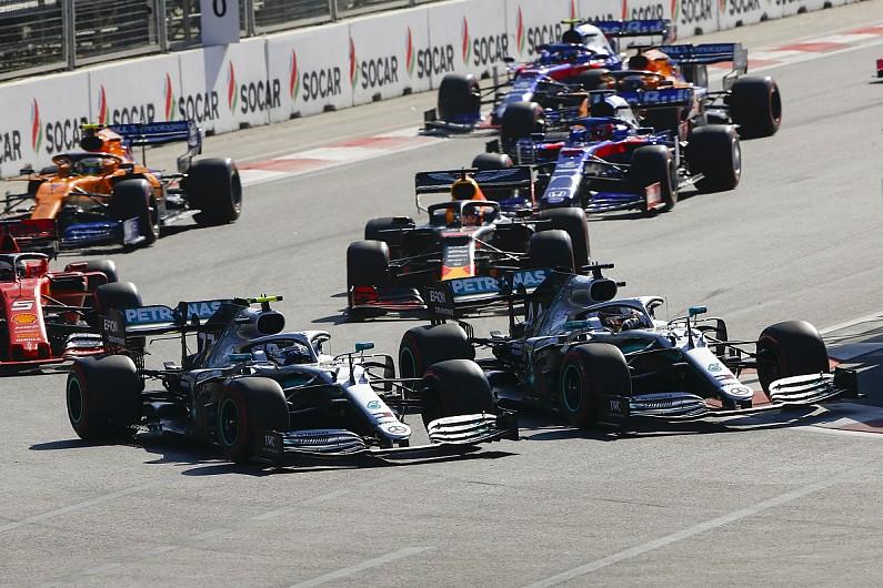 Hamilton seeks Mercedes F1 dashboard changes after Baku VSC loss