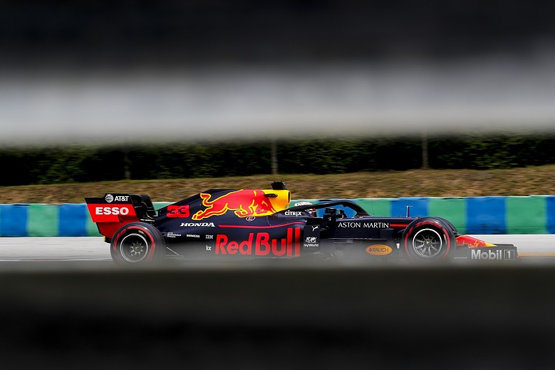Verstappen: Red Bull testing F1 car harder with Honda than Renault
