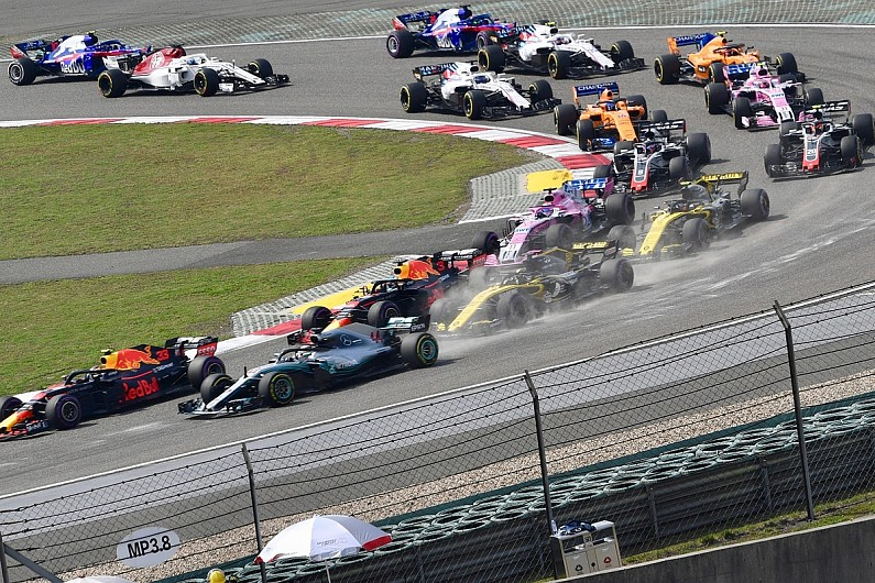 F1 would 'love' to have second race in China on calendar - F1