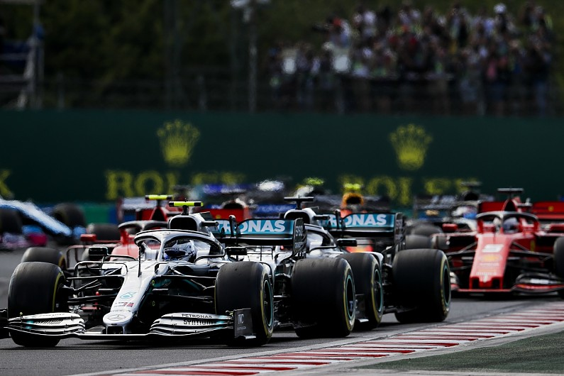 F1 plans new event format trials such as qualifying races in