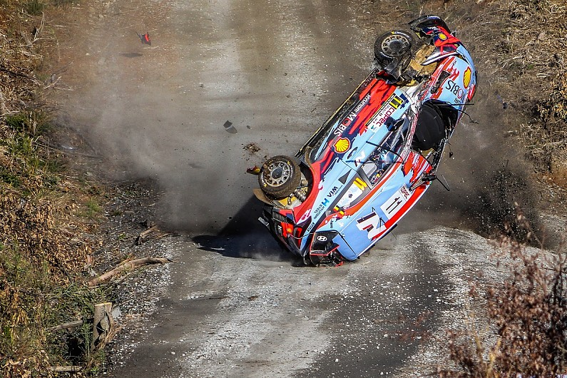 3a99b2f9f32b Hyundai s Neuville confident of WRC rebound after Chile crash - WRC -  Autosport