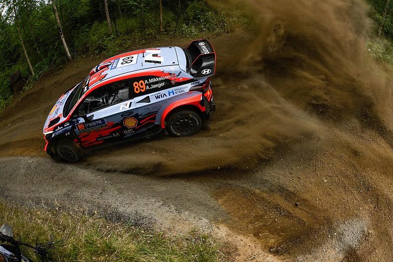 Hyundai could run second WRC team for exiles Breen, Mikkelsen