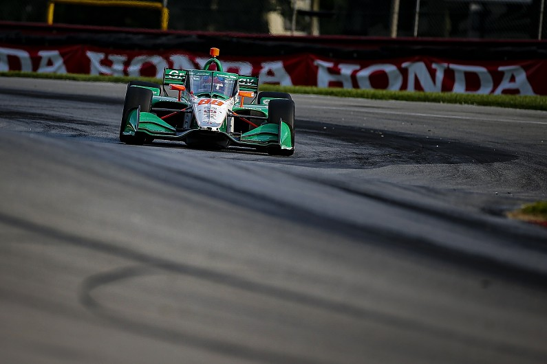IndyCar Mid-Ohio: Herta takes victory and leads home Andretti 1-2-3 - Motor Informed