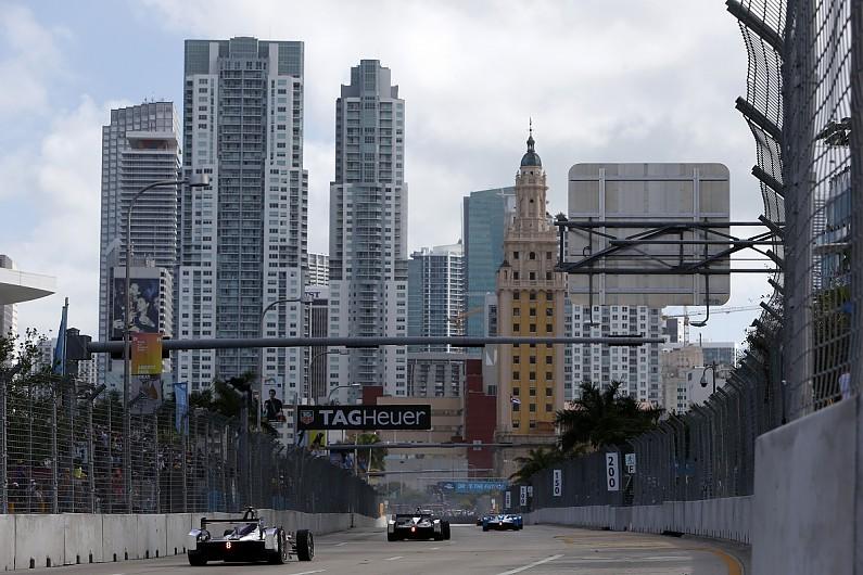 Miami Calendar Of Events December 2020 Formula 1 delays Miami Grand Prix until 2020   F1   Autosport
