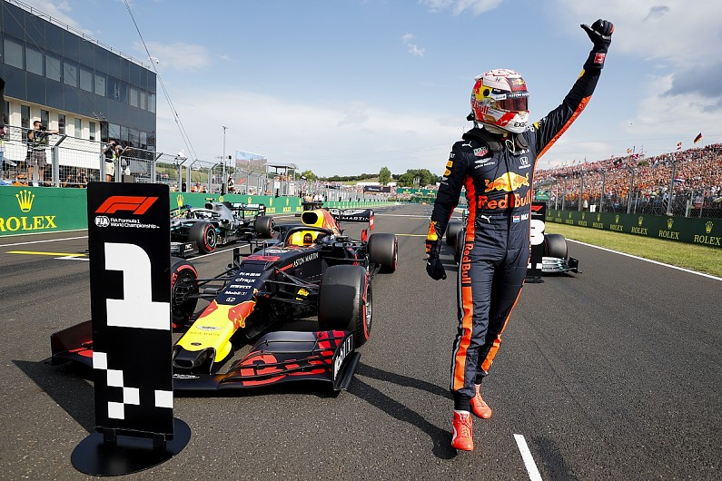 Nico Rosberg presents five reasons Verstappen is the best in F1