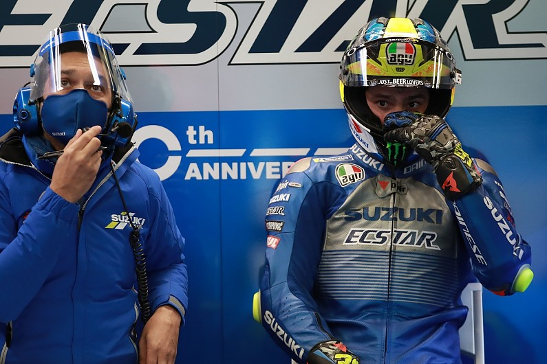 """One bad MotoGP race """"allowed"""" after disappointing French GP - Mir - Motor Informed"""