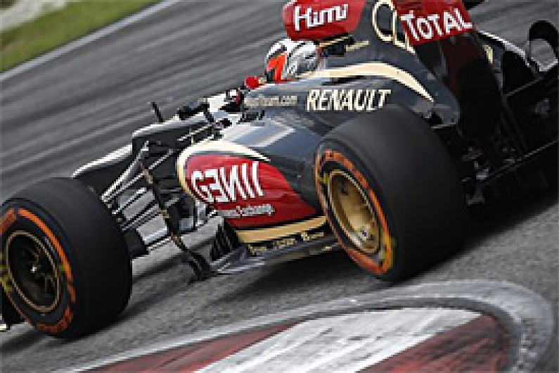 Budget key to Lotus's title challenge, according to Romain Grosjean