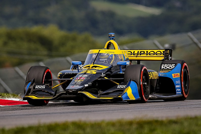 Veach to leave Andretti IndyCar seat with immediate effect - Motor Informed