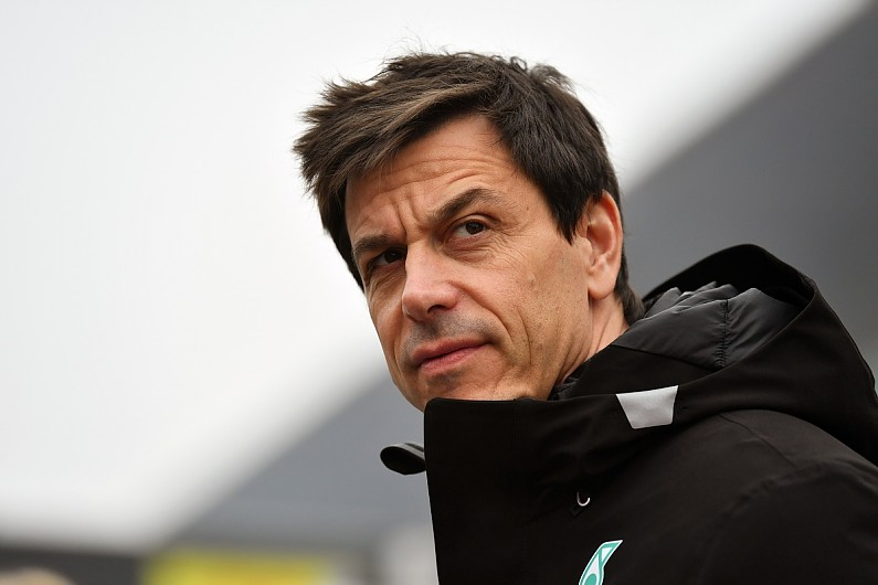 Image result for Toto Wolff