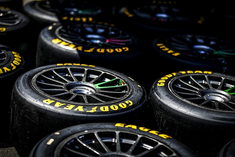British Touring Car Championship moves to Goodyear tyres for