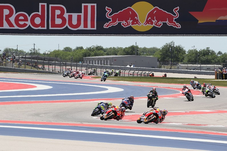 Austin Circuit Trying To Fix F1 Related Track Bumps For Motogp