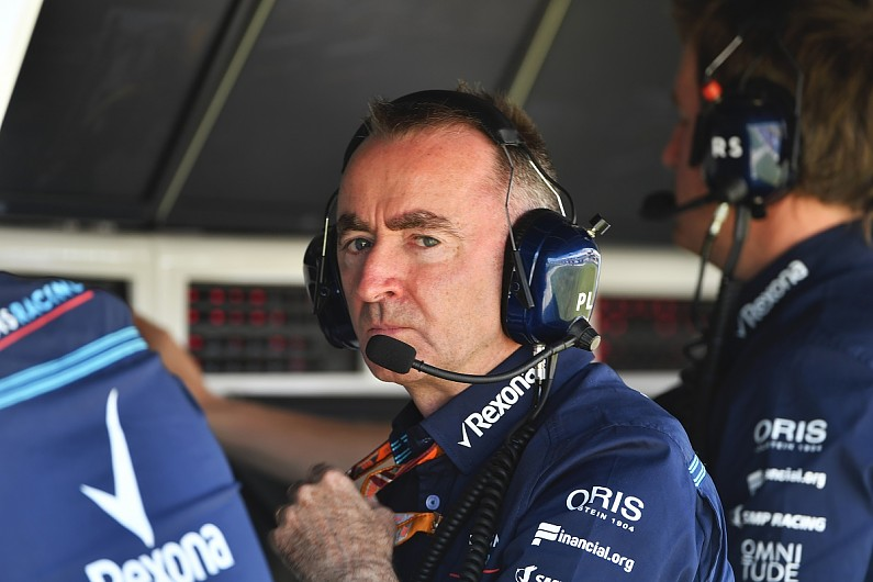 Paddy Lowe 'fell into trap' of wrong mentality at Williams F1 team