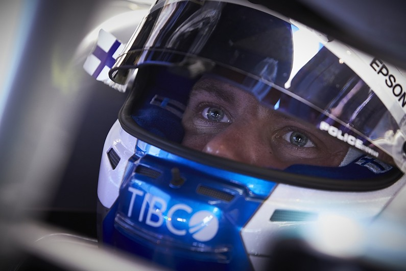 Mercedes F1 driver Bottas claims first rallying win at Paul Ricard