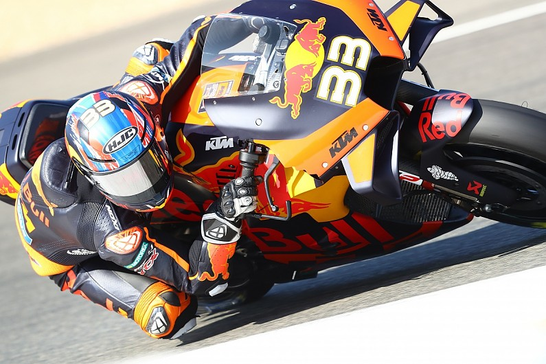 """Binder will """"make a hell of a lot"""" more mistakes in rookie MotoGP season - Motor Informed"""