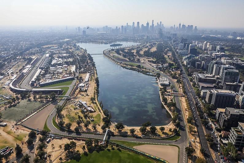 Albert Park track changes could happen for F1's 2021 Australian GP