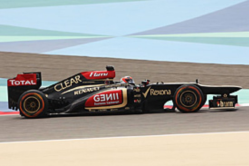 Bahrain GP: Raikkonen leads from Webber in FP2
