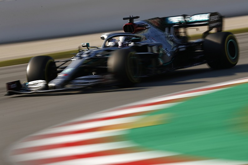 Barcelona F1 testing: Mercedes seals another 1-2 at end of week one