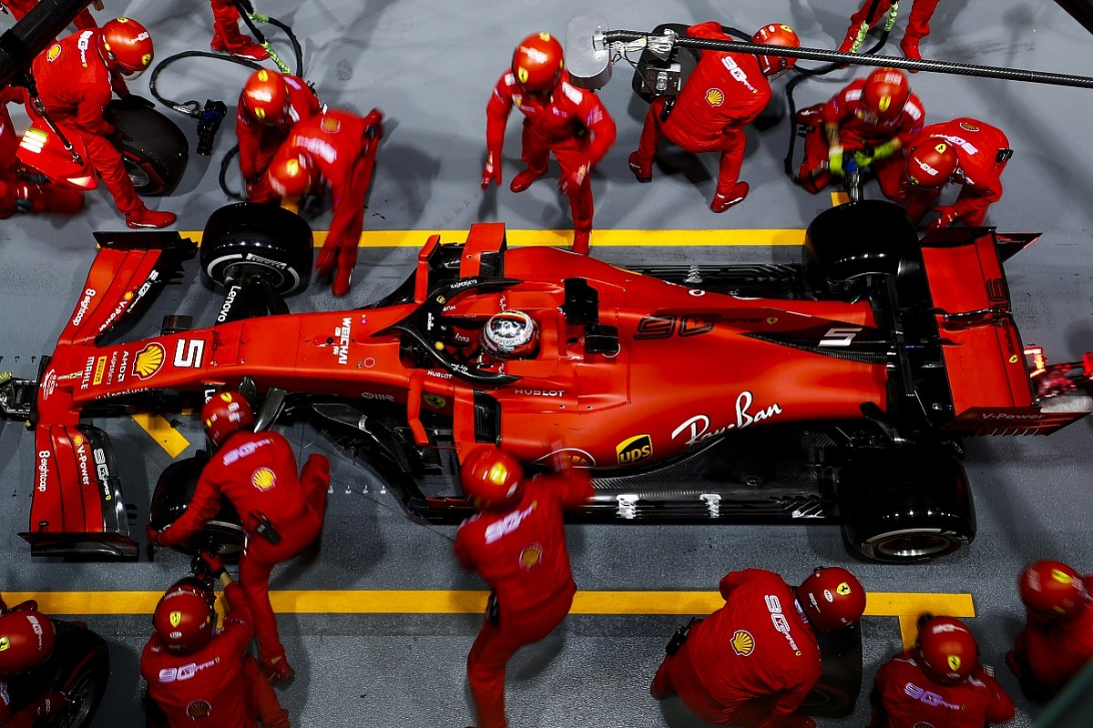 The soul-searching that led to Ferrari's drastic turnaround - F1 - Autosport Plus