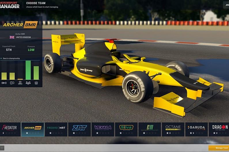 november release date for motorsport manager game on pc and mac other autosport. Black Bedroom Furniture Sets. Home Design Ideas