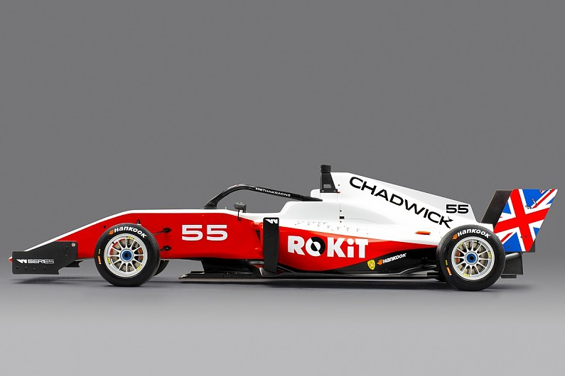 W Series gains Williams F1 partner ROKiT as first major sponsor