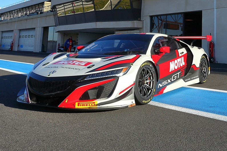 honda enters factory nsx gt3 for last 2019 igtc races with. Black Bedroom Furniture Sets. Home Design Ideas