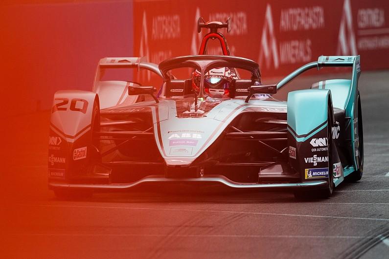 Santiago Formula E: Stunning final lap gives Evans and Jaguar pole