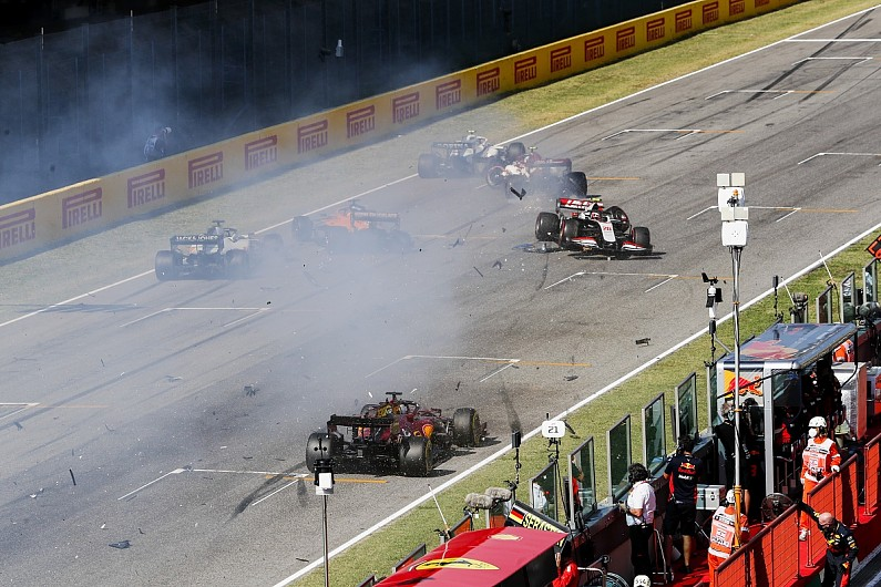F1 sees no need to review safety car restarts after Tuscan GP incident - Motor Informed