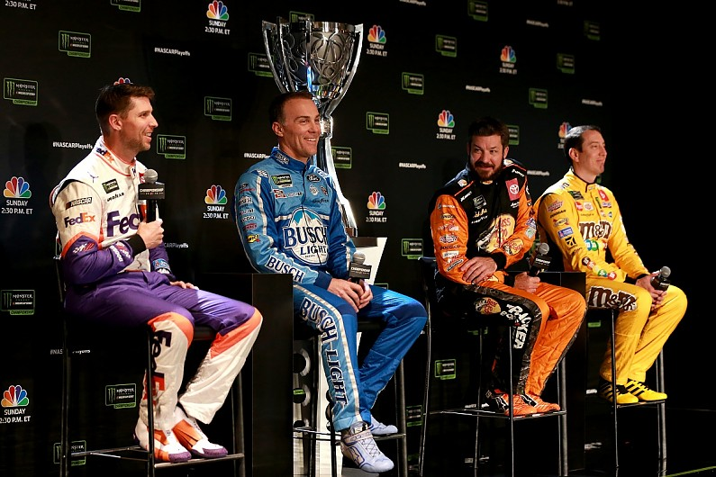 The 2019 NASCAR Cup Series championship contenders