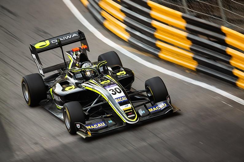 "Ticktum: Faster new FIA F3 car reaching ""dangerous"" speeds in Macau"