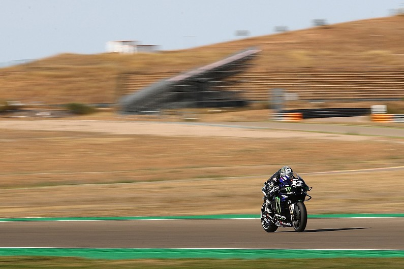 "Yamaha ""not giving up"" on top speed deficit despite 2021 MotoGP engine freeze"