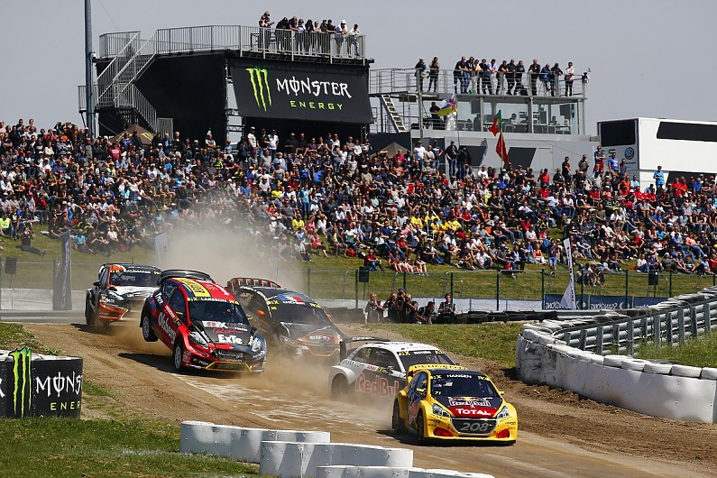 Promoted: Watch Silverstone's World RX debut live on free UK