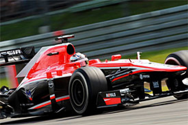 Jules Bianchi keen on second season with Marussia F1 team