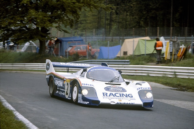 Porsche smashes Bellof's Nordschleife lap record with