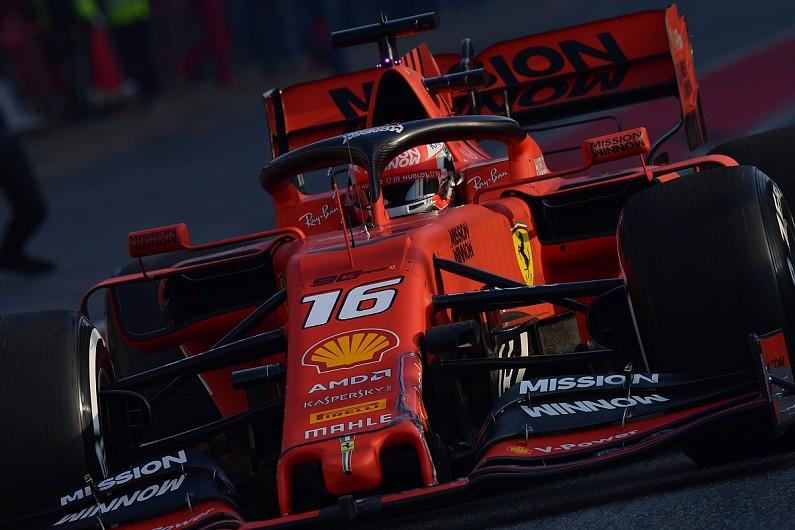 Leclerc Ferrari F1 Driver Problem With Vettel Would Be Good Sign