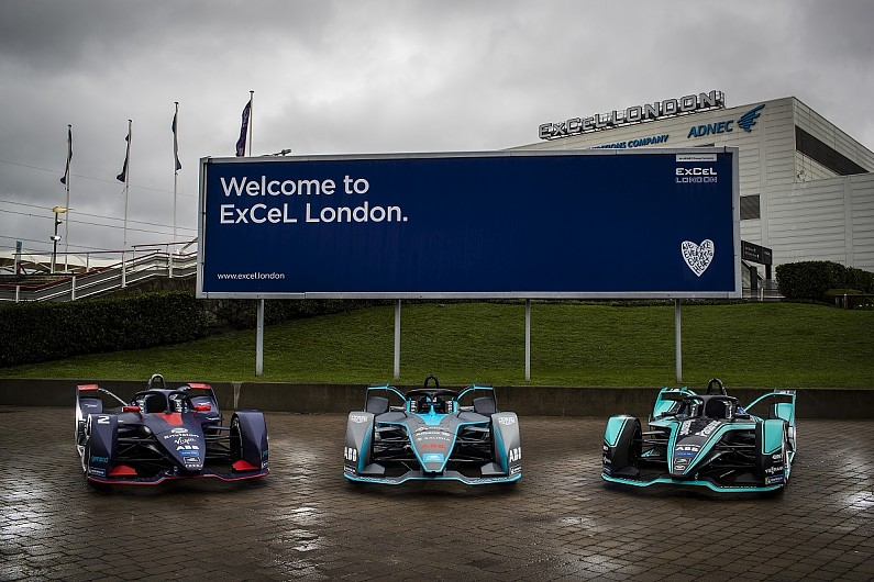 Formula E returns to London in 2020 with partly indoor ExCeL track ...