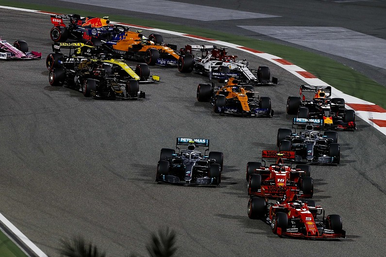 FIA releases new standard parts tender for key F1 fuel system parts