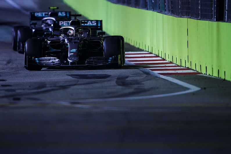 "Mercedes F1 team admits it got Singapore Grand Prix ""so wrong"""