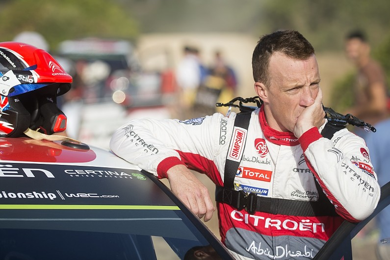 Citroen Drops Kris Meeke For Andreas Mikkelsen For Rally Poland Wrc Autosport