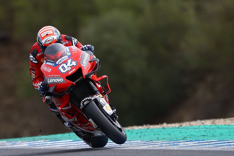 Dovizioso: Ducati's 2020 prototype MotoGP chassis gains not enough
