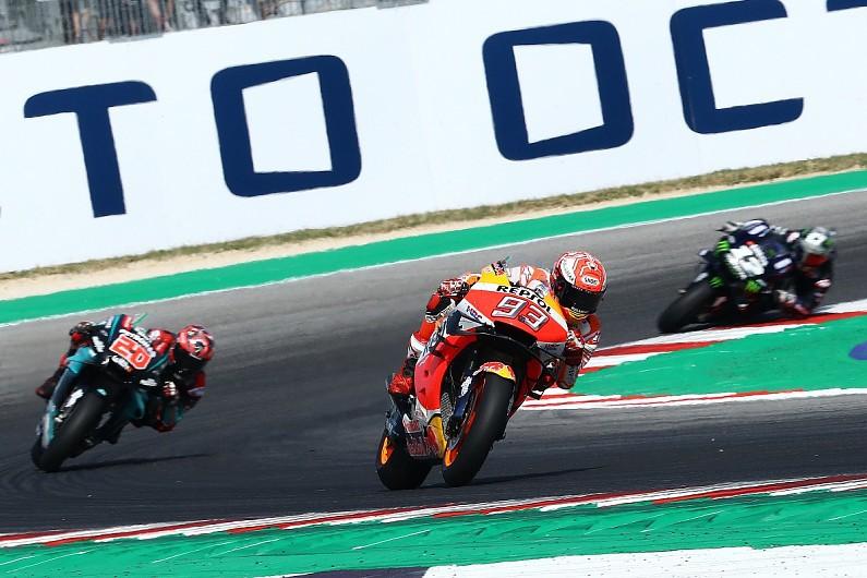 Marquez warns Moto2 precedent set at Misano could hit MotoGP
