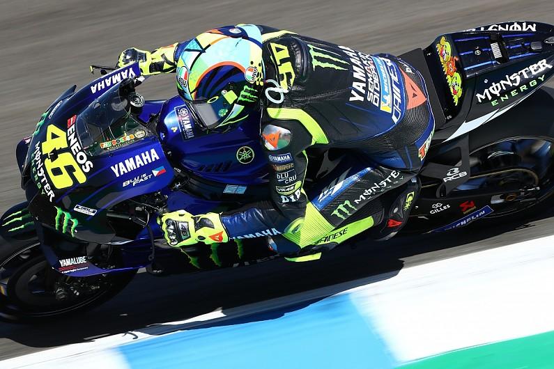 Rossi 13 Races Enough For Real 2020 Motogp Championship Motogp Autosport