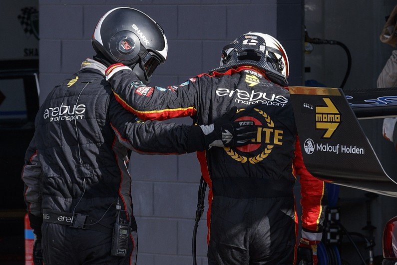 Reynolds to consult doctor over cramp that ended Bathurst win hopes - Supercars ...